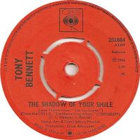 """Cover Tony Bennett - The Shadow Of Your Smile (Love Theme From """"The Sandpiper"""")"""