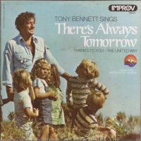 Cover Tony Bennett - There's Always Tomorrow