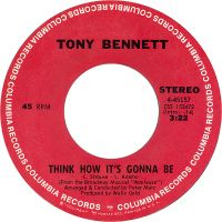 Cover Tony Bennett - Think How It's Gonna Be