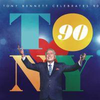 Cover Tony Bennett - Tony 90 - Tony Bennett Celebrates 90