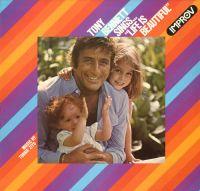 "Cover Tony Bennett - Tony Bennett Sings... ""Life Is Beautiful"""