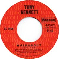 Cover Tony Bennett - Walkabout