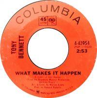 Cover Tony Bennett - What Makes It Happen