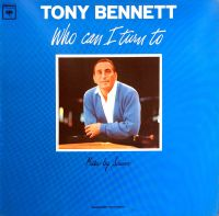 Cover Tony Bennett - Who Can I Turn To