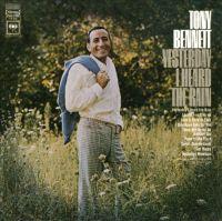 Cover Tony Bennett - Yesterday I Heard The Rain