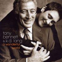 Cover Tony Bennett & k.d. lang - A Wonderful World