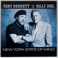 Cover Tony Bennett with Billy Joel - New York State Of Mind