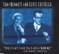 Cover Tony Bennett with Elvis Costello - They Can't Take That Away From Me
