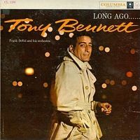 Cover Tony Bennett with Frank De Vol And His Orchestra - Long Ago And Far Away