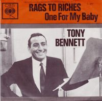 Cover Tony Bennett with Percy Faith And His Orchestra - Rags To Riches