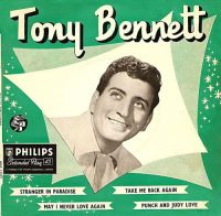 Cover Tony Bennett with Percy Faith And His Orchestra - Stranger In Paradise