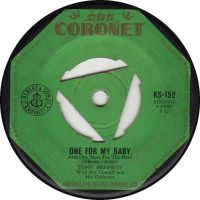 Cover Tony Bennett with Ray Conniff - One For My Baby (And One More For The Road)