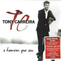 Cover Tony Carreira - O homem que sou