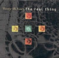Cover Tony Di Bart - The Real Thing