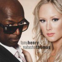 Cover Tony Henry & Natasha Thomas - Solo con te