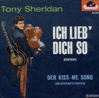Cover Tony Sheridan - Ich lieb' dich so