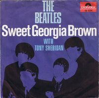 Cover Tony Sheridan - Sweet Georgia Brown