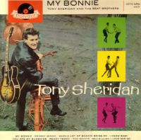 Cover Tony Sheridan & The Beat Brothers - My Bonnie