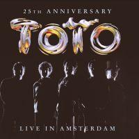 Cover Toto - 25th Anniversary - Live In Amsterdam