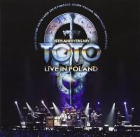 Cover Toto - 35th Anniversary - Live In Poland