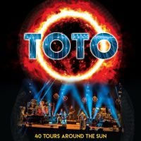 Cover Toto - 40 Tours Around The Sun