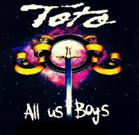 Cover Toto - All Us Boys