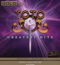 Cover Toto - Gold - Greatest Hits
