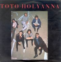 Cover Toto - Holyanna