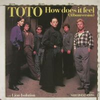 Cover Toto - How Does It Feel