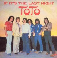 Cover Toto - If It's The Last Night