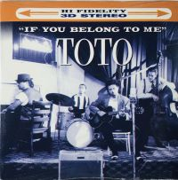 Cover Toto - If You Belong To Me