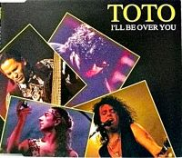 Cover Toto - I'll Be Over You (Live)