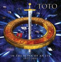 Cover Toto - In The Blink Of An Eye 1977-2011