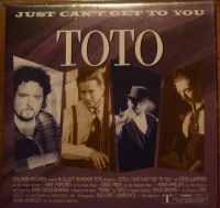 Cover Toto - Just Can't Get To You