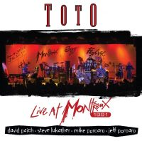 Cover Toto - Live At Montreux 1991