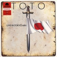 Cover Toto - Live In Tokyo