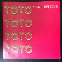 Cover Toto - Make Believe