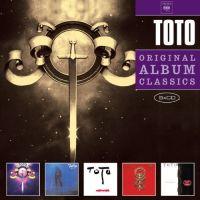 Cover Toto - Original Album Classics