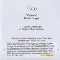 Cover Toto - Orphan