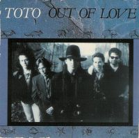 Cover Toto - Out Of Love
