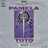 Cover Toto - Pamela