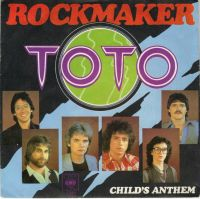 Cover Toto - Rockmaker