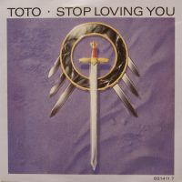 Cover Toto - Stop Loving You