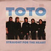 Cover Toto - Straight For The Heart