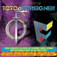 Cover Toto & Foreigner - The Very Best Of Toto & Foreigner