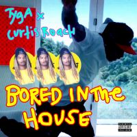 Cover Tyga x Curtis Roach - Bored In The House
