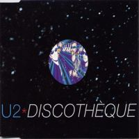 Cover U2 - Discothèque