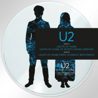 Cover U2 - Lights Of Home