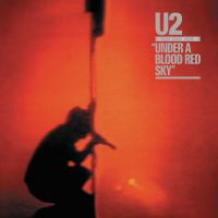 """Cover U2 - Live At Red Rocks """"Under A Blood Red Sky"""""""