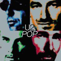 Cover U2 - Pop